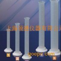 进口氟树脂PFA2000ml塑料量筒