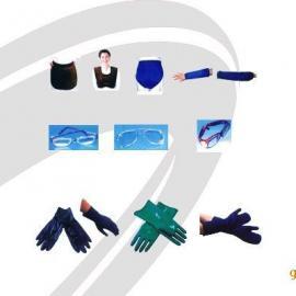 射线防护眼镜、围裙、手套