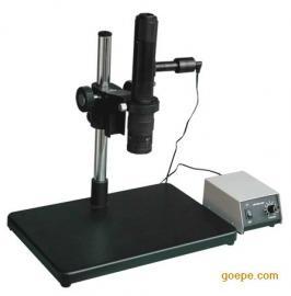 单筒同轴光连续变倍视频显微镜 XDC-10AS