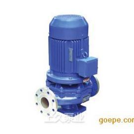IHG型立式不�P�管道泵