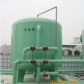 湖北环保/荆州地下水井水除铁除锰除砷除氟净化处理设备工程