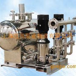 无负压稳流变频给水设备 二次加压设备