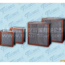 上海耐高温型高效过滤器