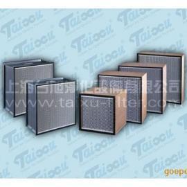 铝隔板式空气过滤器、高效过滤器