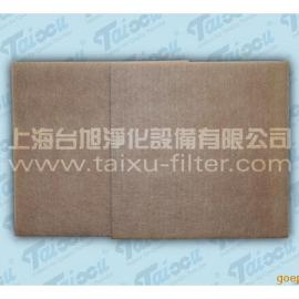 南京耐高温合成纤维过滤网(耐高温过滤棉