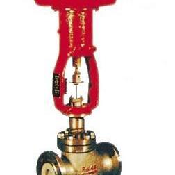 ZMAN氧气用全铜气动双座调节阀