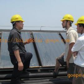上海平板太阳能集热器