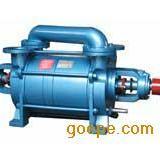 2SK系列两级水环式真空泵及2SK-P1大气喷射泵机组