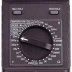 台湾贝克莱斯LCR测试电表 BK-824CS LCR电表 电容电阻电感测试表