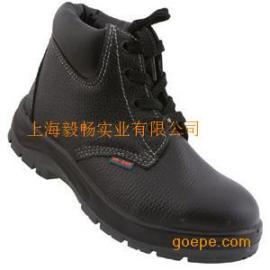吉豹WB730W中帮防砸防刺穿安全鞋