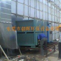 专业承接东莞低空排放油烟净化器安装工程