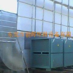 洪梅镇工厂低空排放油烟净化器安装工程