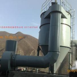 ZC机械回转反吹扁布袋除尘器