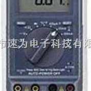 台湾贝克莱斯BK877E多功能万用表BK-877E万用表BK877E
