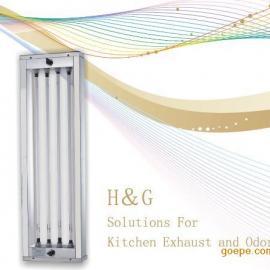 油烟净化器 彻底清除厨房油烟和味道