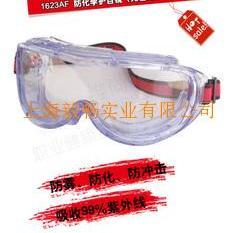 3M1623AF防化学护目镜无色防雾眼