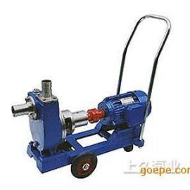 JMZ型移动式不锈钢自吸泵