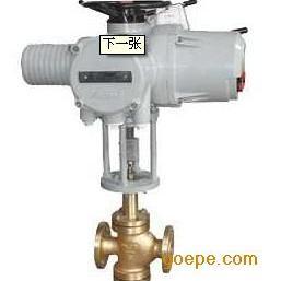 ZAZN氧气用全铜电动双座调节阀