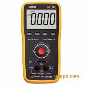 VC6013C深圳胜利数字电容电阻表