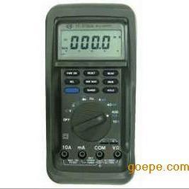 YF-3700A台湾泰玛斯TENMARS多功能数显万用表YF3700A