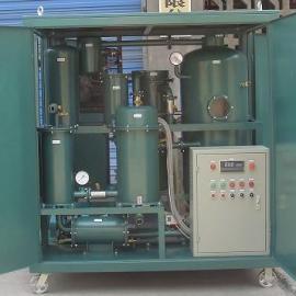 液压油真空过滤机
