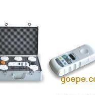 便携式余氯●二氧化氯五参数快速测定仪