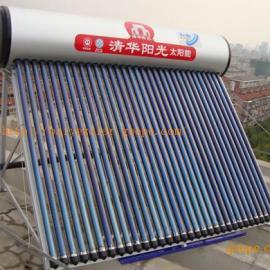 太阳能热水器工作原理