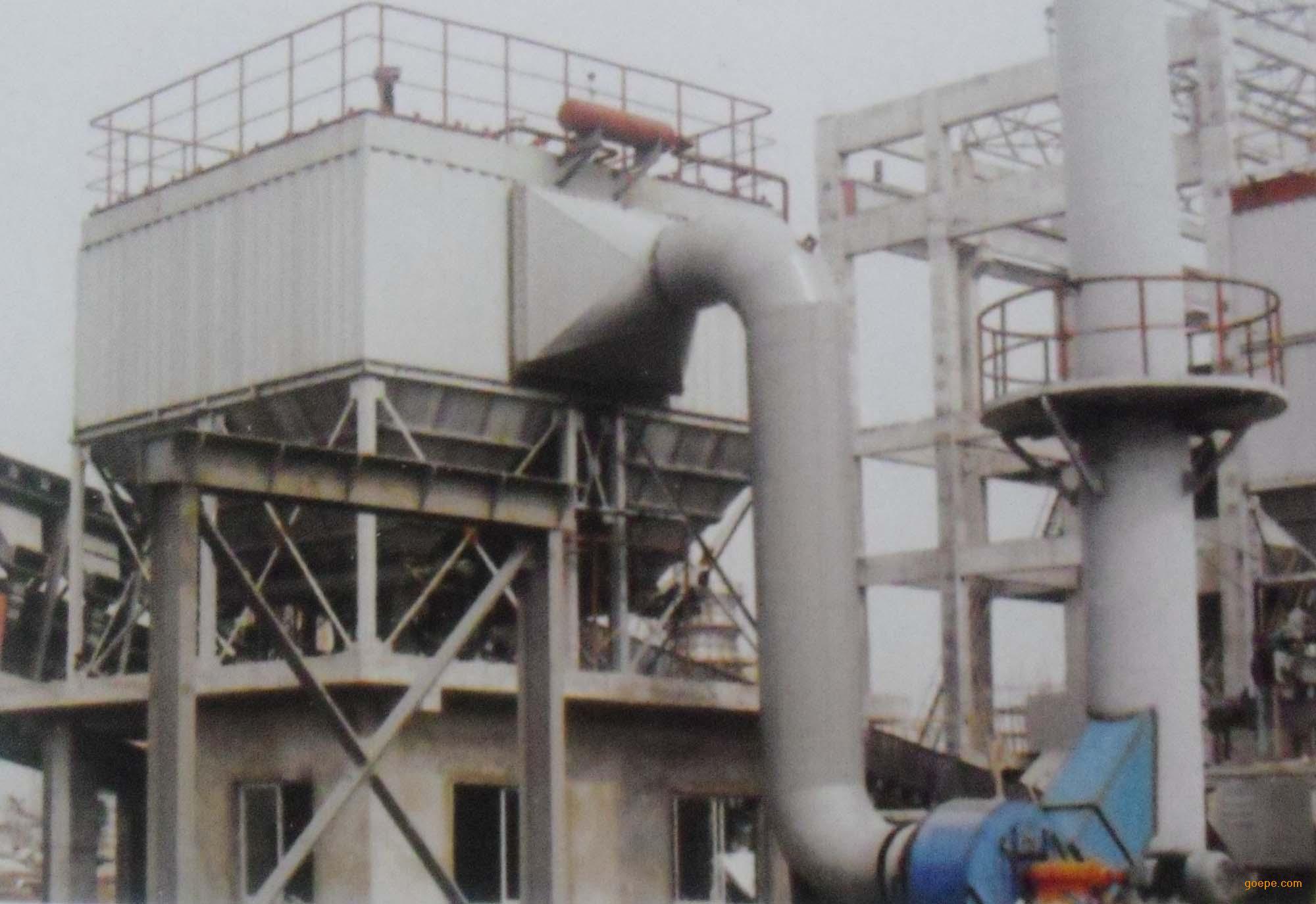 55吨锅炉除尘器