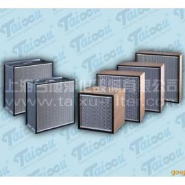 太仓有隔板高效过滤器、常州纸隔板过滤网