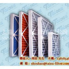 南京市初效纸框空气过滤器(网)