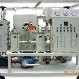 ZYD系列高效双极真空滤油机
