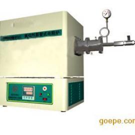 1000℃-1200℃真空气氛管式电阻炉