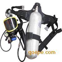 正压式消防空气呼吸器
