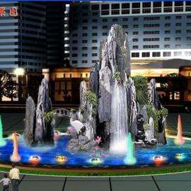 郑州喷泉设计