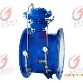 WDG743管力阀-污水型