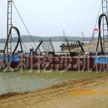 小型抽沙船