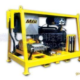 船用甲板除锈高压清洗机,船厂除锈高压清洗机