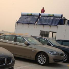 上海最大容量太阳能热水器价格