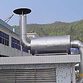 东莞发电机消声器