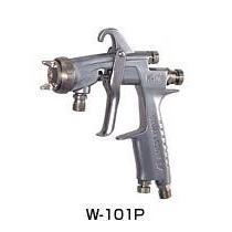 日本岩田W-101喷枪 油漆枪 喷漆枪 气动喷枪