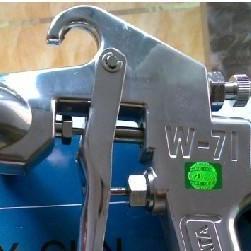 供应喷枪 岩田气动喷枪 喷枪W-71 正品岩田喷枪 油漆手动喷枪