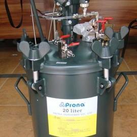 大量批发涂料20L自动搅拌压力桶