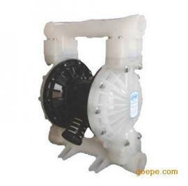 气动隔膜计量泵
