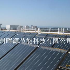 太阳能热水工程,大型太阳能热水系统