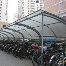 北京阳光板车棚1北京阳光板车篷子