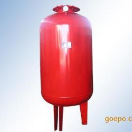 气囊式气压罐生活稳压罐苏州消防膨胀罐