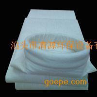 涤纶覆膜针刺毡除尘滤袋 125*3500mm覆膜除尘布袋