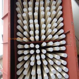 针刺毡清灰布袋 135*2500mm拒水防油针刺毡清灰滤袋