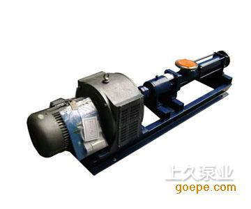 �磁�{速型螺�U泵