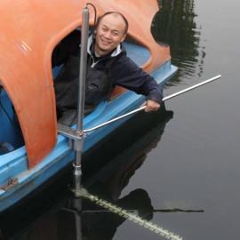船载水草扫割机